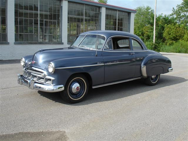 MidSouthern Restorations: 1949 Chevrolet