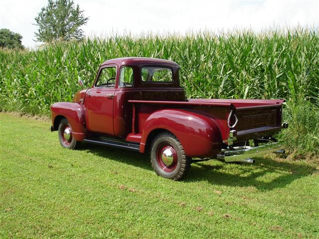 MidSouthern Restorations: 1949 Chevy Truck