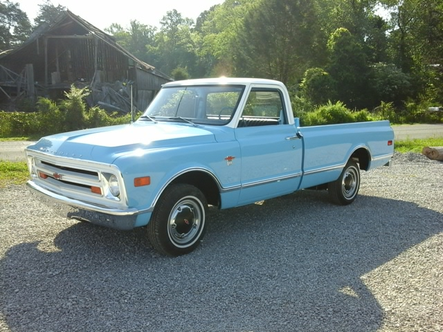 MidSouthern Restorations: 1968 C-10 Pickup