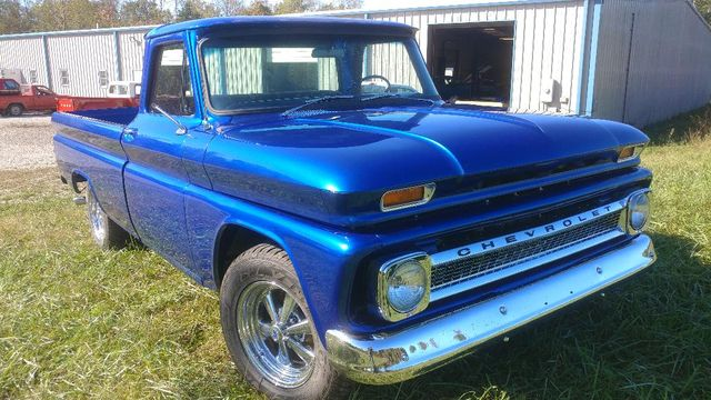 MidSouthern Restorations: 1966 Chevrolet C-10