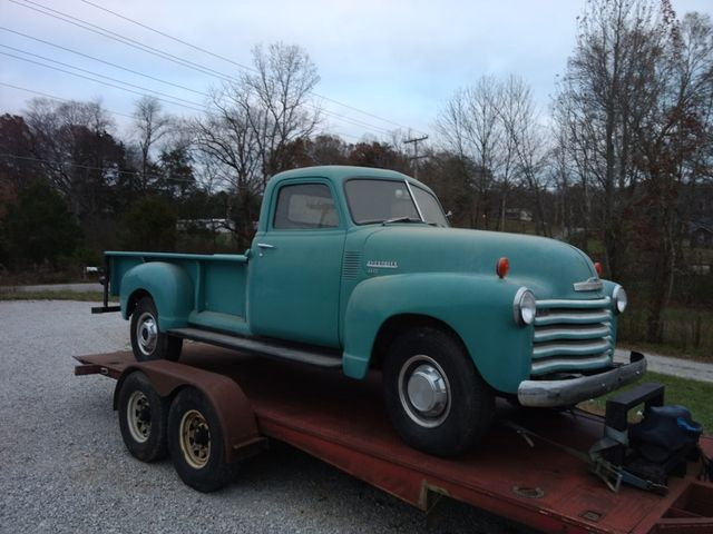 MidSouthern Restorations: 1950 1 Ton Pickup