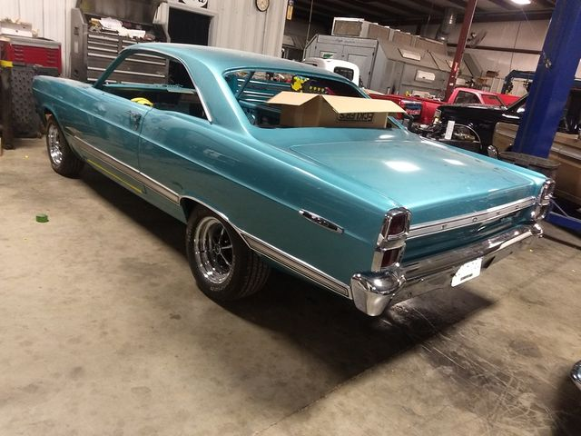 MidSouthern Restorations: 1967 Ford Fairlane